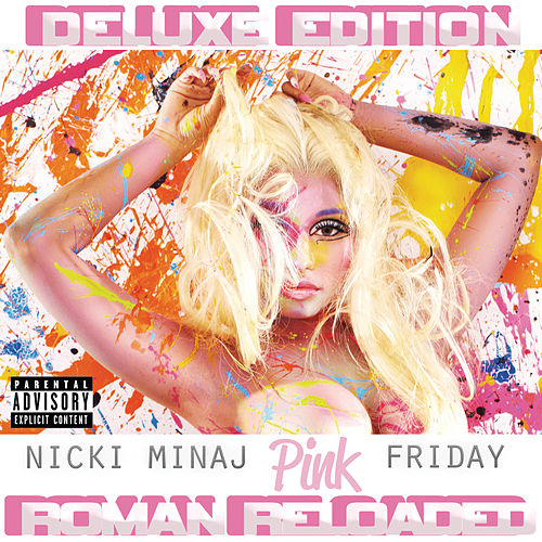Pink Friday ... Roman Reloaded (Deluxe Edition) de Various Artists