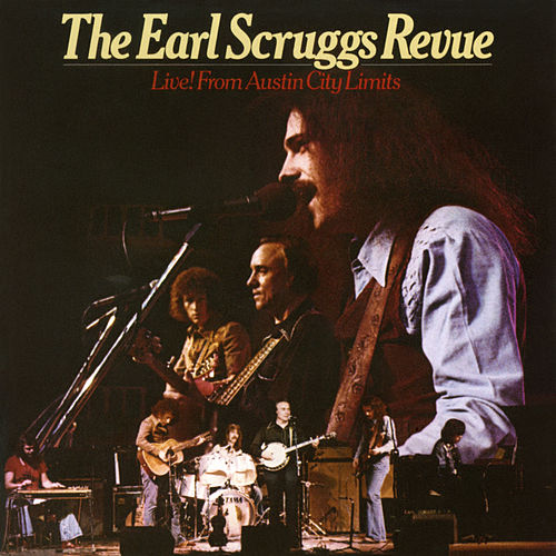 Live! From Austin City Limits de Earl Scruggs