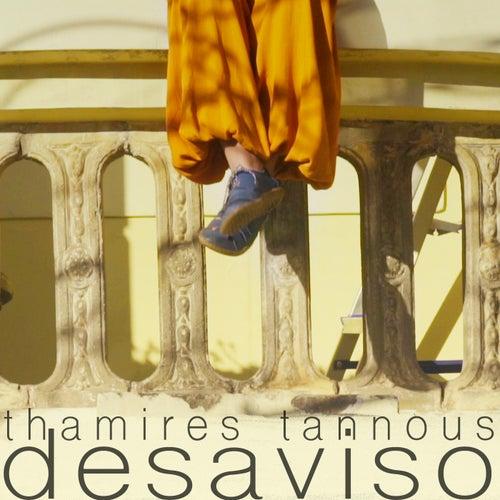 Desaviso de Thamires Tannous