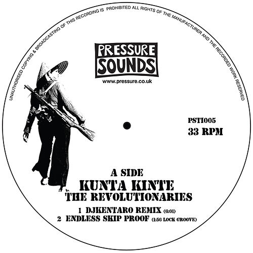 Kunta Kinte Remixes von DJ Kentaro