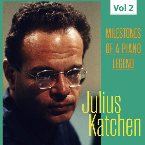 Milestones of a Piano Legend - Julius Katchen, Vol. 2 de Julius Katchen
