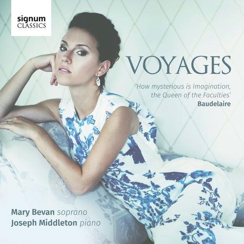 Voyages von Joseph Middleton