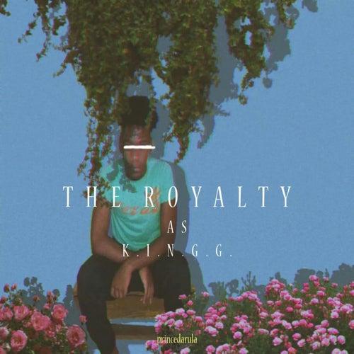 The Royalty as K.I.N.G.G. by Princedarula