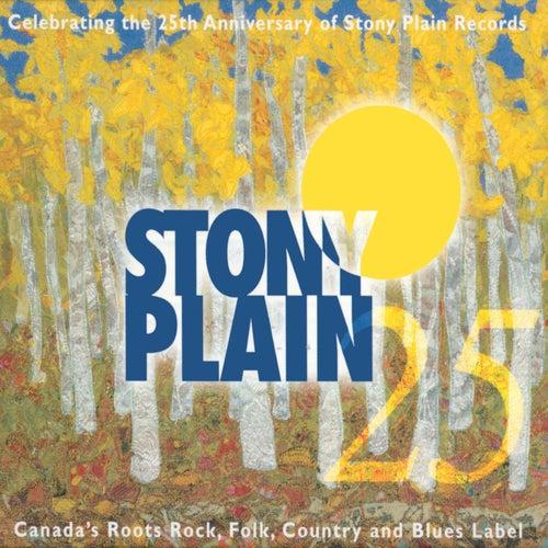 25 Years of Stony Plain von Various Artists