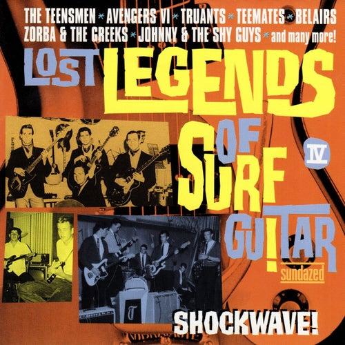 Lost Legends of Surf Guitar V. 4 von Various Artists