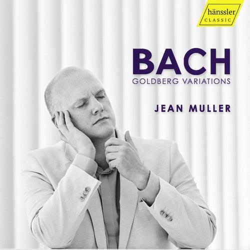 J.S. Bach: Goldberg Variations de Jean Muller