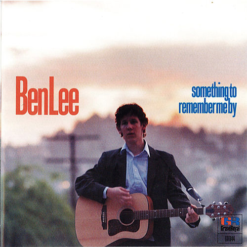 Something to Remember Me By de Ben Lee