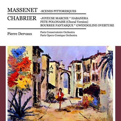 Music Of Chabrier And Massenet von Paris Conservatoire Orchestra