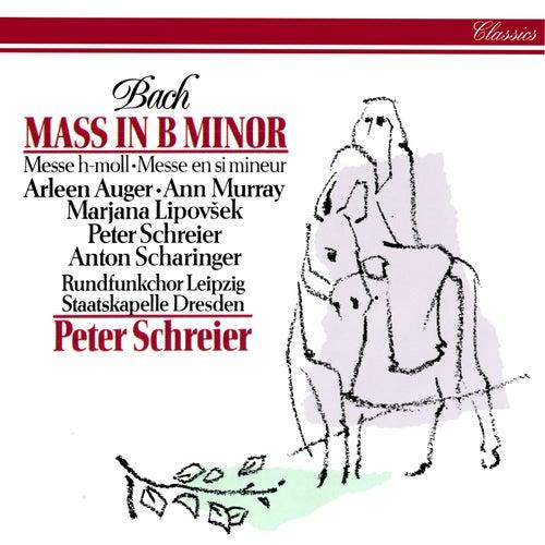 Bach, J.S.: Mass in B Minor von Peter Schreier