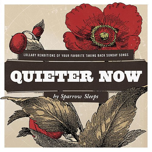 Quieter Now: Lullaby renditions of Taking Back Sunday songs by Sparrow Sleeps
