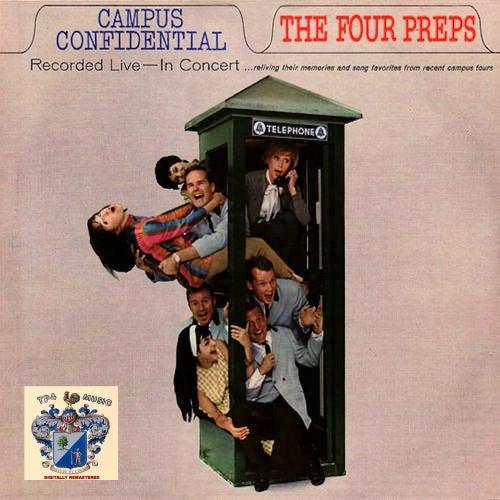 Campus Confidential de The Four Preps