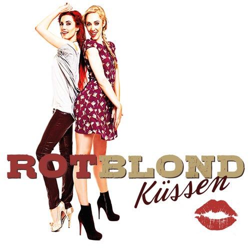 Küssen von Rotblond