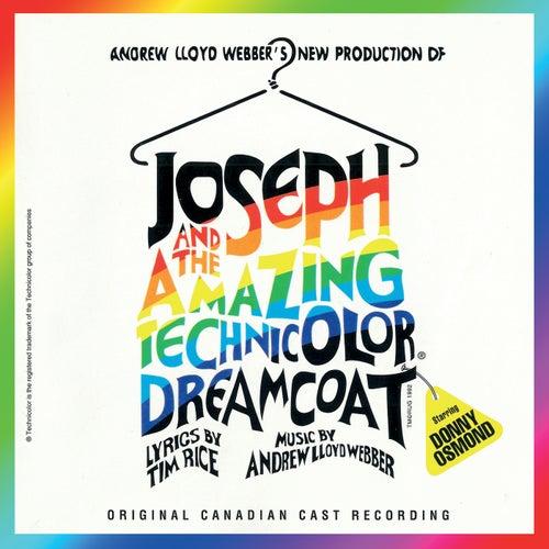 Joseph And The Amazing Technicolor Dreamcoat (Canadian Cast Recording) de 'Joseph And The Amazing Technicolor Dreamcoat' 1992 Canadian Cast