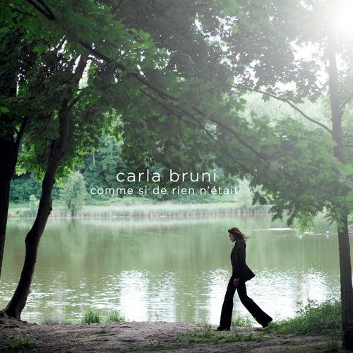 Comme si de rien n'était by Carla Bruni