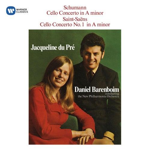 Schumann: Cello Concerto - Saint-Saëns: Cello Concerto No. 1 de Jacqueline Du Pré