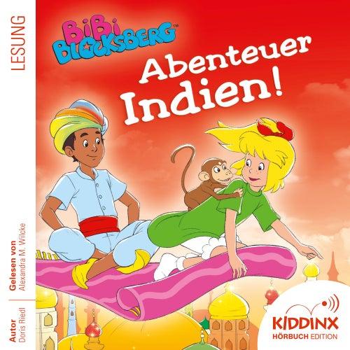 Hörbuch: Abenteuer Indien! (ungekürzt) von Bibi Blocksberg
