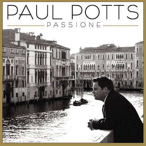 Passione de Paul Potts