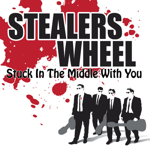 Stuck In The Middle With You de Stealers Wheel