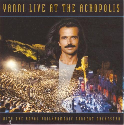 Yanni Live At The Acropolis von Yanni