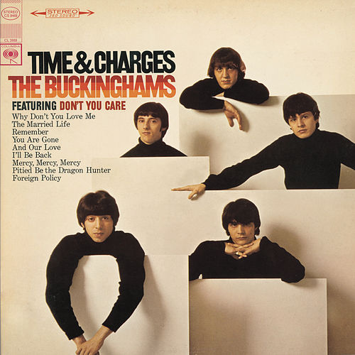 Time & Charges von The Buckinghams