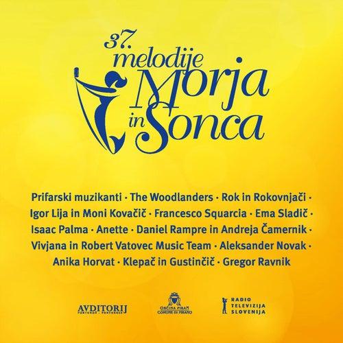 37. Melodije morja in sonca 2017 von Various Artists