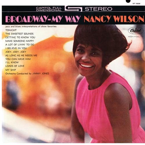 Broadway - My Way by Nancy Wilson