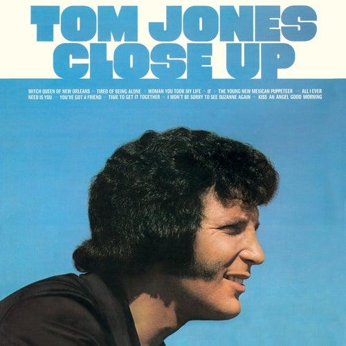 Tom Jones Close Up von Tom Jones