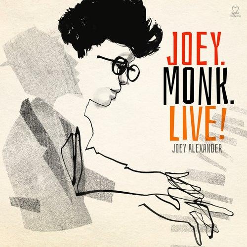 Joey. Monk. Live! by Joey Alexander