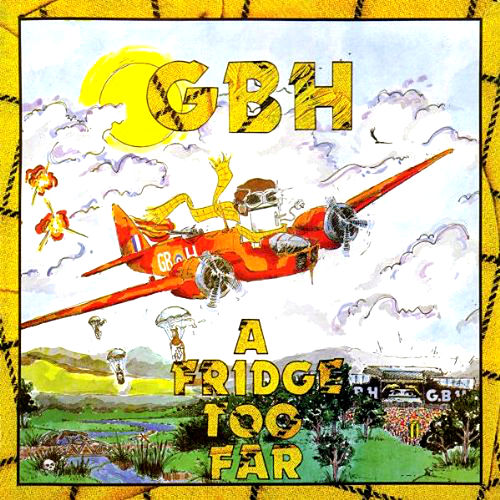A Fridge Too Far by G.B.H.