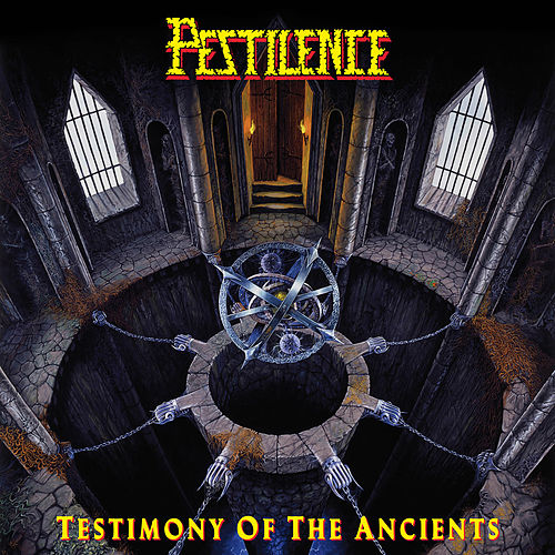 Testimony of the Ancients (Re-Issue) by Pestilence