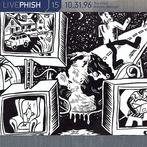 LivePhish, Vol. 15 10/31/96 de Phish