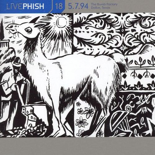LivePhish, Vol. 18 5/7/94 de Phish