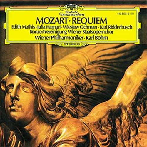 Mozart: Requiem de Edith Mathis