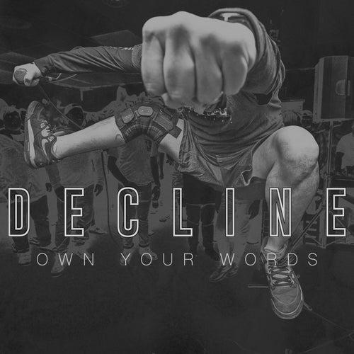 Own Your Words de The Decline !
