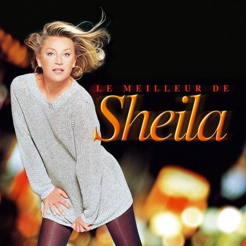 Le meilleur de Sheila von Sheila