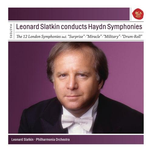 Leonard Slatkin Conducts Haydn Symphonies von Leonard Slatkin