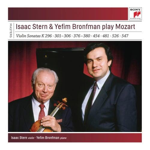 Isaac Stern and Yefim Bronfman Play Mozart Violin Sonatas von Isaac Stern
