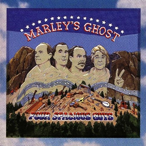 Four Spacious Guys by Marley's Ghost