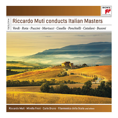 Riccardo Muti Conducts Italian Masters von Riccardo Muti