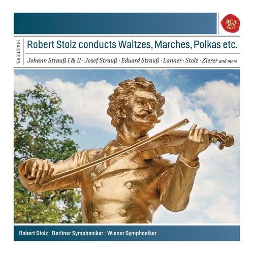 Robert Stolz Conducts Waltzes, Marches & Polkas de Robert Stolz