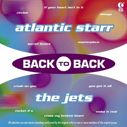 Back to Back de Atlantic Starr