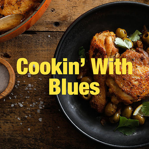 Cookin' With Blues de Various Artists