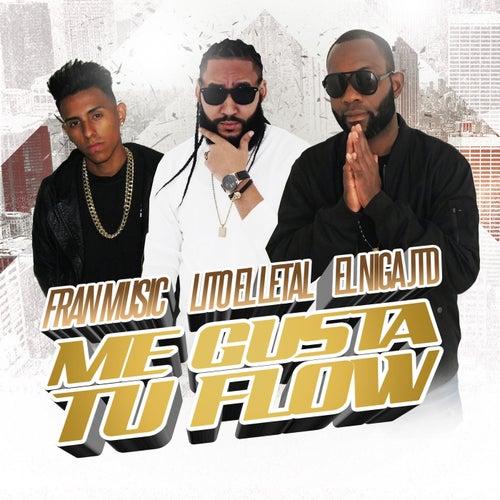 Me Gusta Tu Flow (feat. Lito el Letal & Fran Music) de El Niga JTD