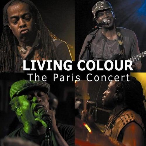 The Paris Concert de Living Colour