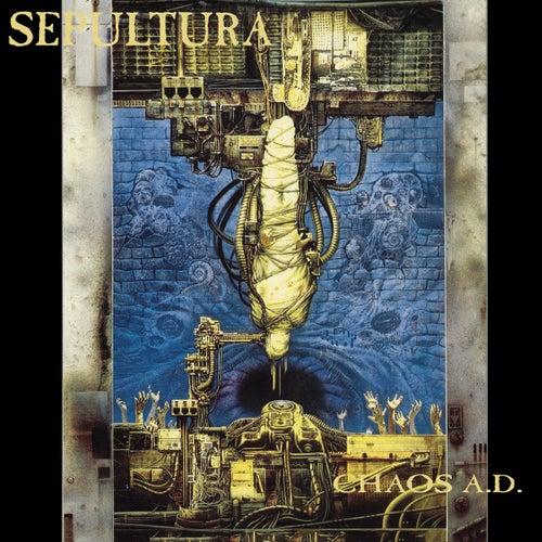 Chaos A.D. (Expanded Edition) de Sepultura