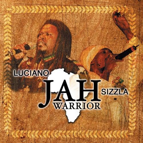 Jah Warrior von Luciano
