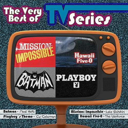 The Very Best of TV Series (Original Themes from the 50s, 60s & 70s) de Various Artists