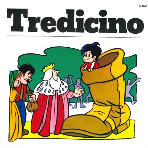 Tredicino by Compagnia nazionale del Teatro per ragazzi