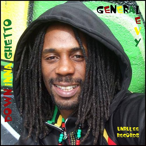 Down Inna Ghetto by General Levy