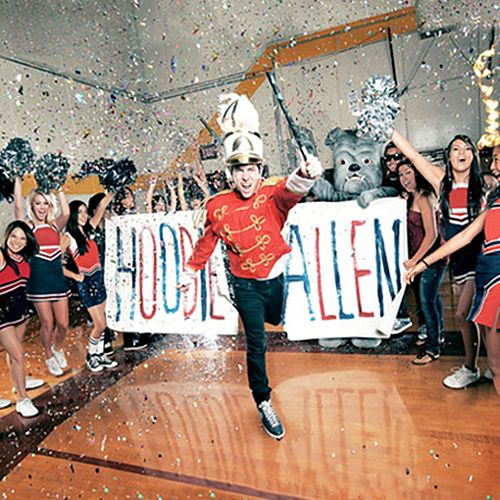 Pep Rally von Hoodie Allen
